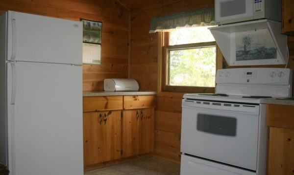 2 Bedroom Cottage Kitchen