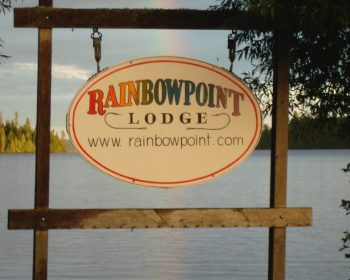 Rainbow at Rainbow Point