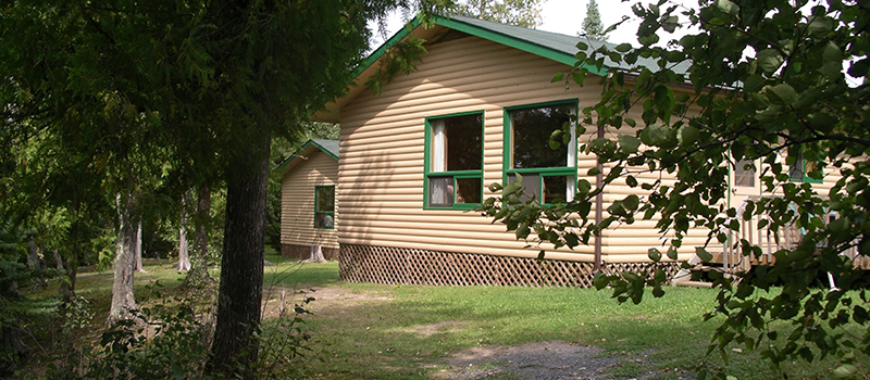 Cottage 10 and 11