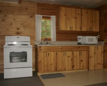 Cottage #1 - kitchen
