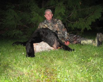 Matt's 1st Black Bear