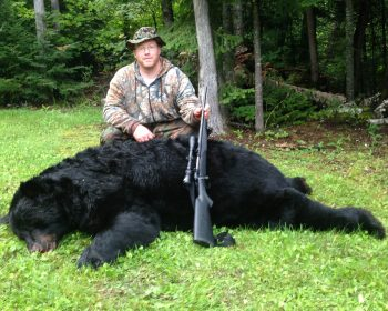 Massive Black Bear
