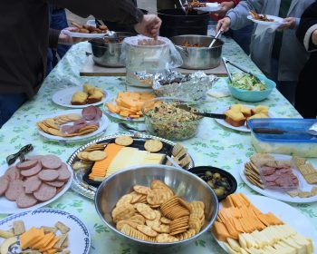 Feast at the Fish Fry