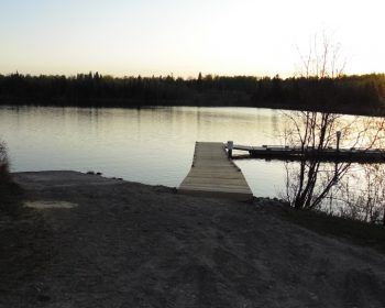 Cottage #26 - View of the dock